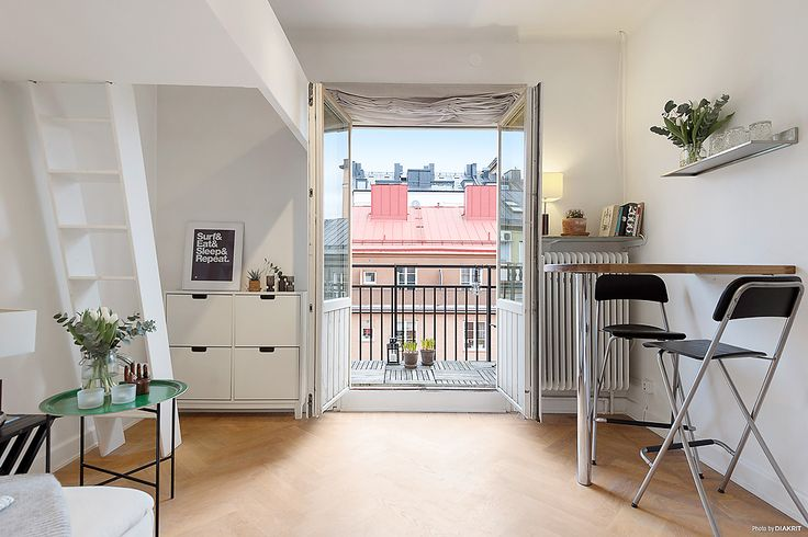 18 m2 in Stockholm