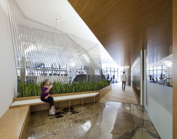 horizon media office. Gallery Of Horizon Media / A + I Architecture - 7 Office
