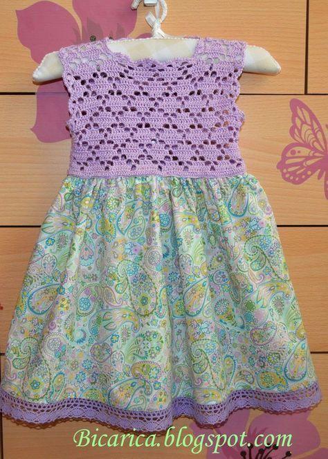 . Комбинированное платье для м