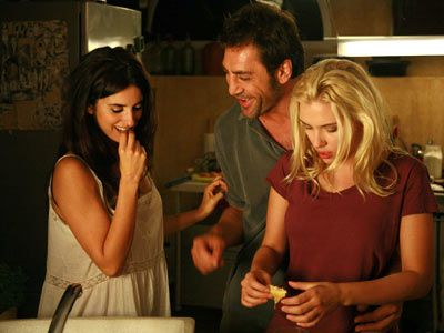 Maria Elena used to say that only unfulfilled love could be romantic  (Vicky Cristina Barcelona)