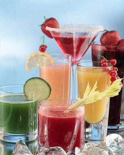 Drink this Yummynessss......for fit & b'ful body ;) आपकी हेल्थ के साथ ब्यूटी का भी ख्याल रखेंगे ये 6 Juices