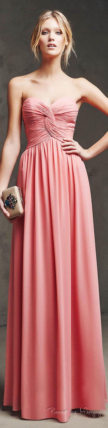 20 best Vestidos images on Pinterest   Long prom dresses ...