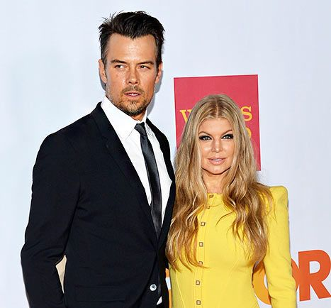 """G-L-A-M-O-R-O-U-S, yeah! Fergie rang in her 40th birthday the only way she knows how — in style. The """"L.A. Love"""" singer gathered up around 100 of her closest friends and family to celebrate her milestone birthday at her home in L.A.'s Brentwood neighborhood on Saturday, March 21."""