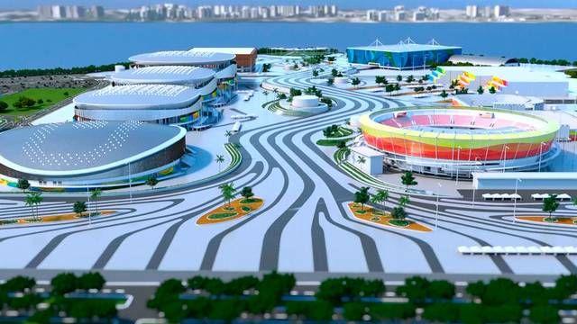 rio 2016 vila olímpica