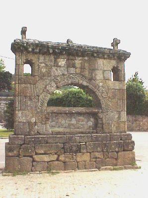 Memorial de Santo António | Arouca possui uma grande riqueza a nível do património natural e arquitetónico | www.ondasdaserra.pt #arouca #visitar #parques #turismo #patrimonio