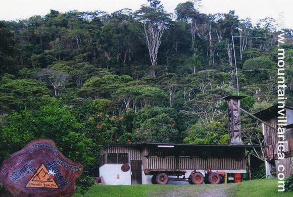 Finca Mountain Villa Rica