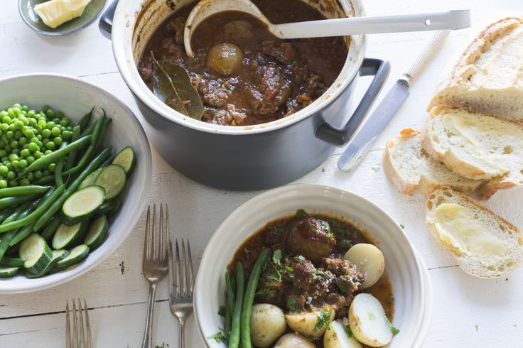 French Lamb Stew
