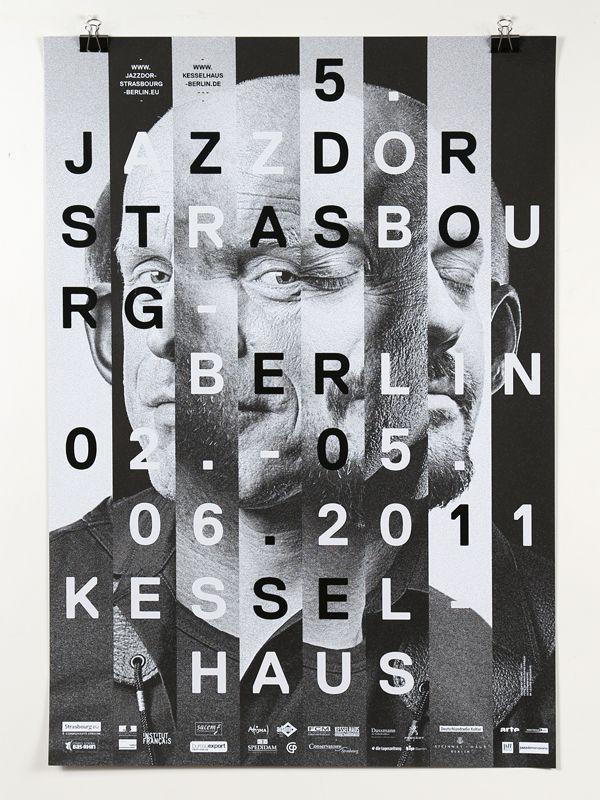 Madrid Jazz Festival Poster