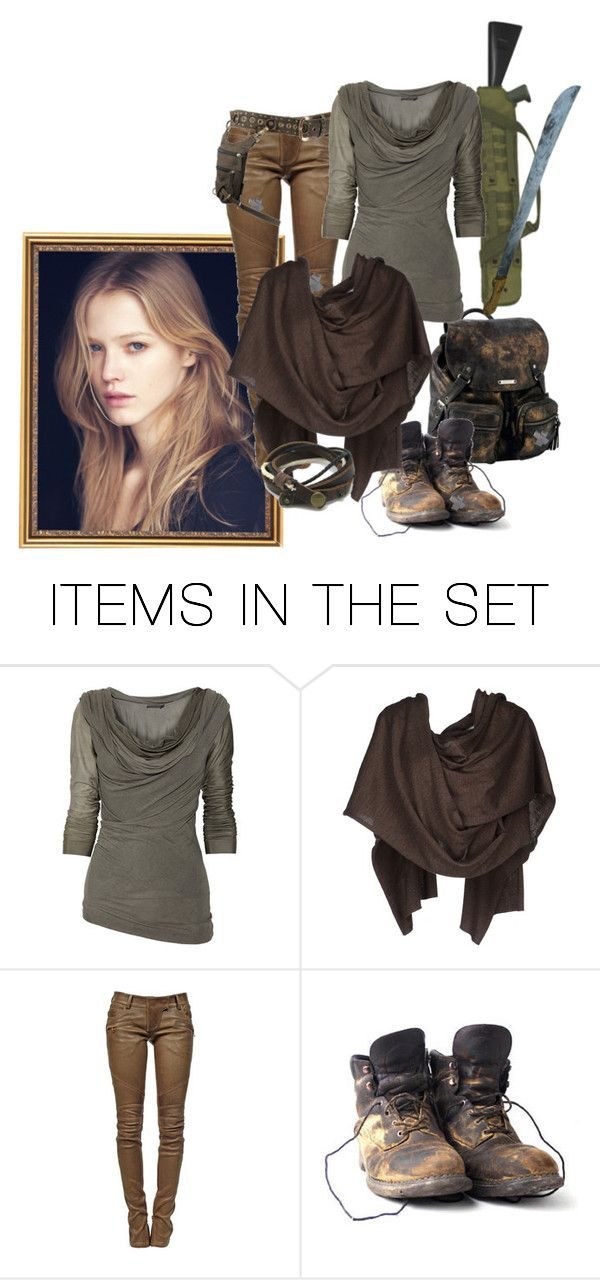 """""""When The World Ends"""" by kookymonsterr ❤ liked on Polyvore featuring art"""