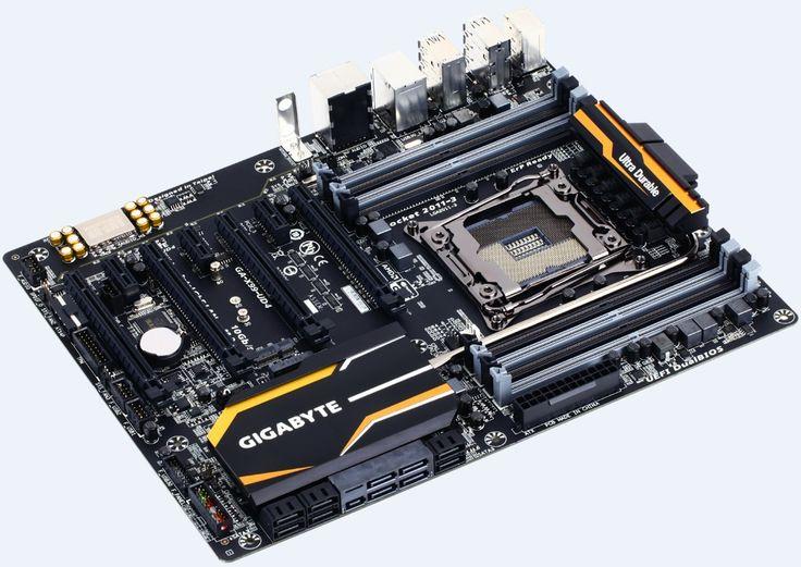 GIGABYTE GA-X99-UD4 LGA2011-3 ATX Motherboard Review - Futurelooks