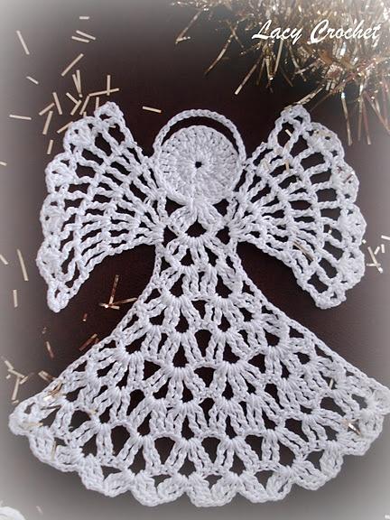 Crochet angels http://carolynmurphy.tripod.com/flatang1.html