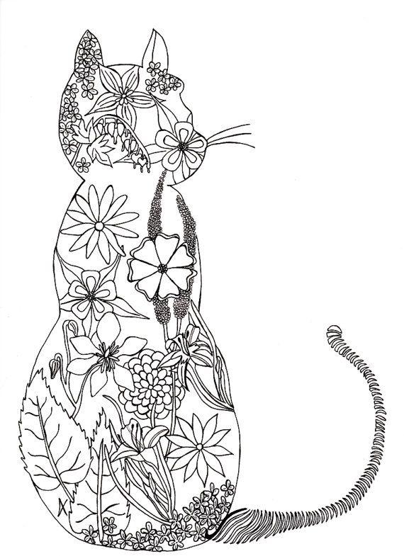 Coloriage Fleur Zen.Fleurs A Colorier Pour Adulte