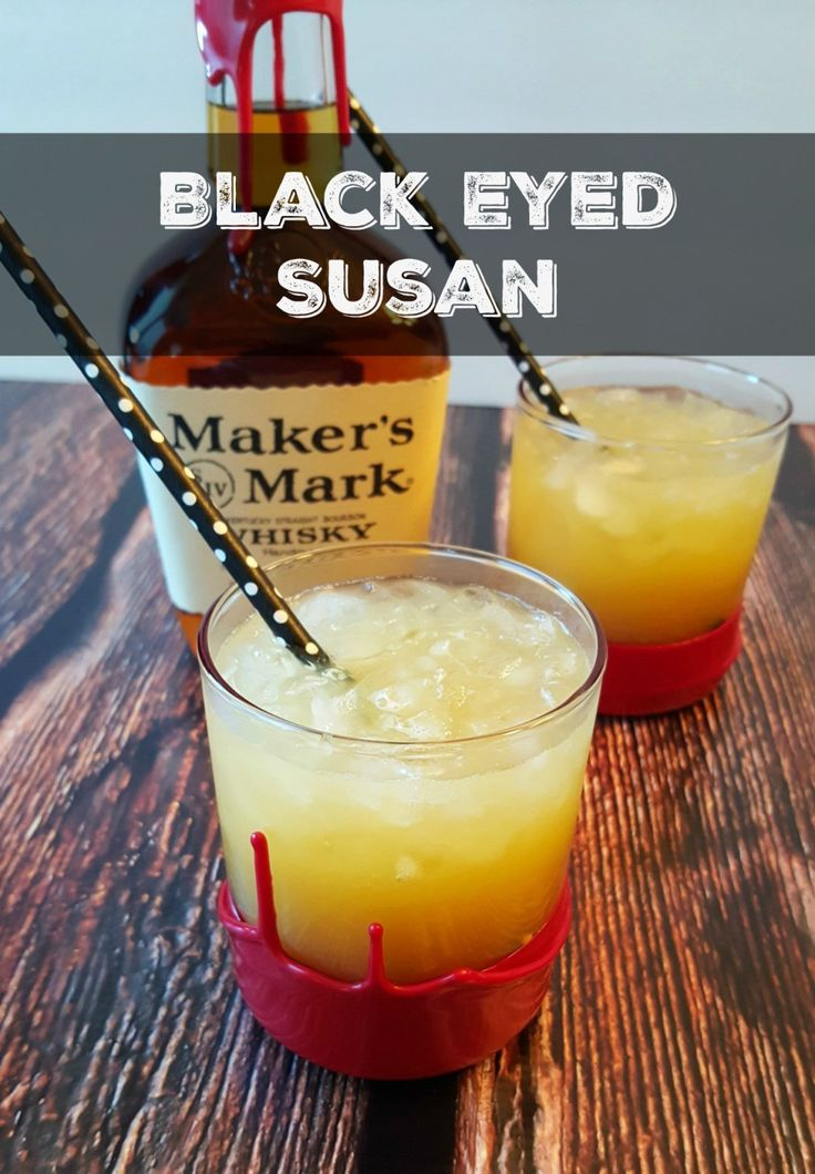 How Do You Make The Drink A Black Eyed Susan