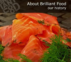 Brilliant Food - Smoke Fish
