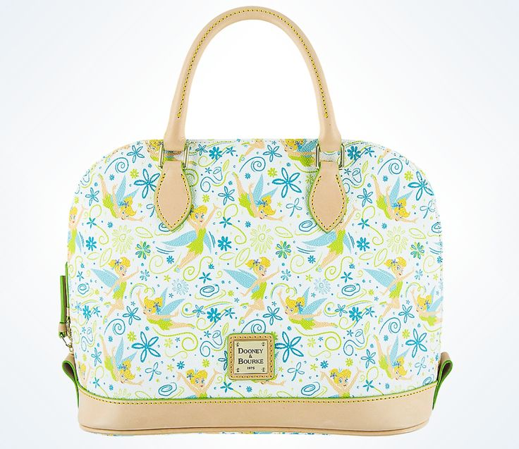 Tinker Bell Dooney and Bourke Bags Available On Shop Disney Parks App!