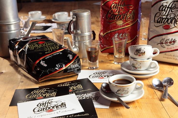 Caffè Carbonelli al CookWeekEnd