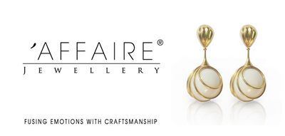AFFAIRE is an exclusive luxury lifestyle brand defined by continuously surprising their connoisseurs with alternative jewellery collections, that stand for a distinct look and uniqueness, where the fusion of two different materials equally noble presents new and elegant options for luxury loving individuals.