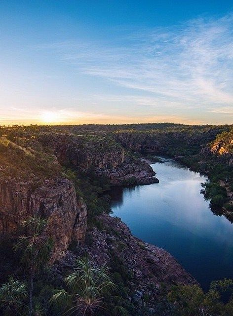 Nitmiluk Gorge, N.T Australia
