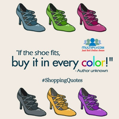 """If the shoe fits, buy it in every color!"" - click http://multiply.com/marketplace/fashion?utm_source=pinterest to find the best shoes for you"