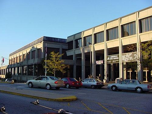 Asheville Civic Center, Asheville, NC
