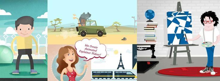 We create explainer videos