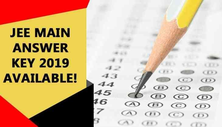 The Candidates Who Have Appeared In The Examination Can Visit The Official Website To Download The Answer Key Of Jee M Answer Keys Exam Answer Engineering Exam