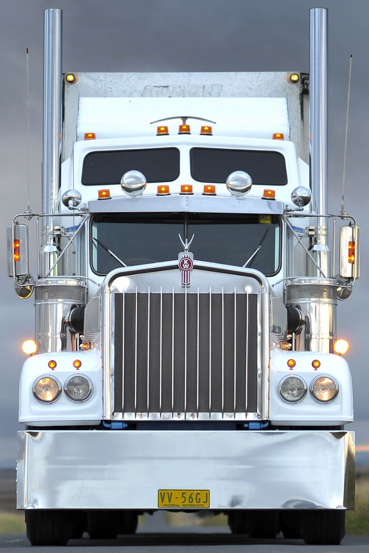 Klos Bros - Hunts Special Kenworth W-Model