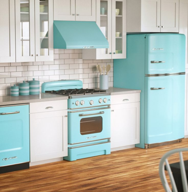 teal color kitchen appliances in 2020 with images retro kitchen appliances retro appliances on kitchen appliances id=75237