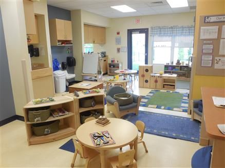 Infant Classrooms Bright Horizons At Norwell School
