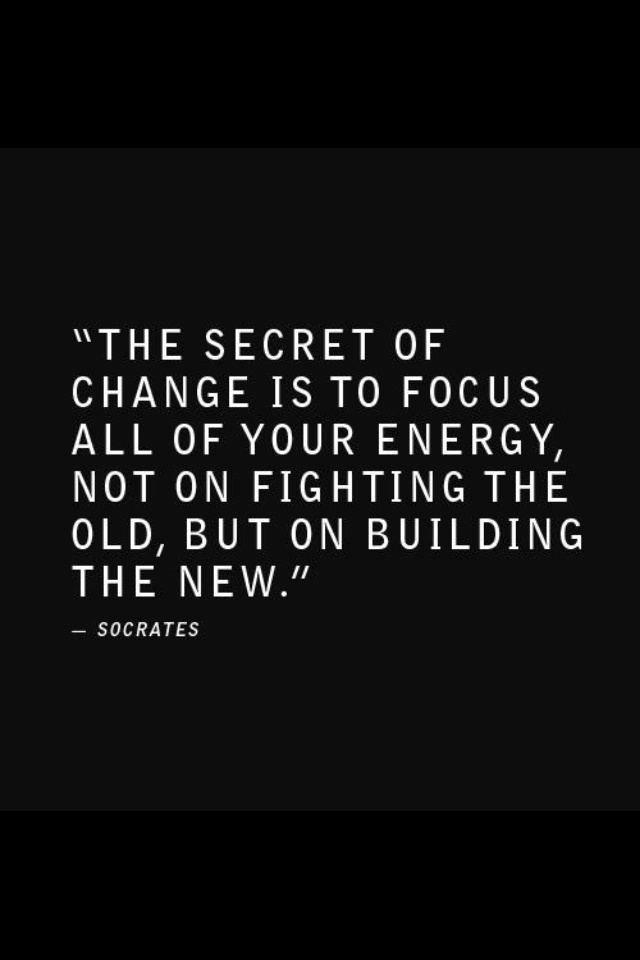 25 best philosophical books images on pinterest baby books books the secret of change is to focus all of your energy not on fighting the old but on building the new socrates life is not about wasting your energy fandeluxe Choice Image