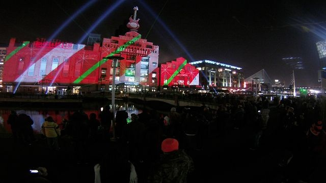 Power Plant Lights Up The Inner Harbor This Holiday Season With An  Unforgettable Display Of Lights, Lasers, Music And More! Consecutive Days,  149 Shows,u2026