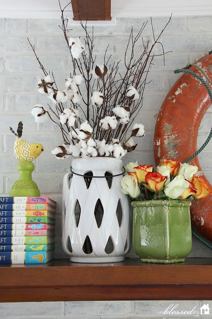 Best decor mantel decorating images on pinterest