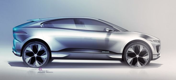 """""""It is the concept car closest to the production model we have ever developed at Jaguar"""", says the design chief Ian Callum as he tells us how this working prototype, which is due on the market in 2018 and anticipates the first electric car in Jaguar's history, was born. """"The exterior is 97% the final"""