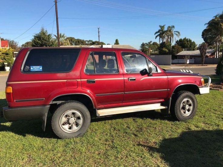 Toyota 4Runner SR5 1989 | Cars, Vans & Utes | Gumtree Australia Morphett Vale Area - Morphett Vale | 1150065072
