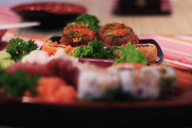 Japanese Food by Marcelo_Maia, via Flickr