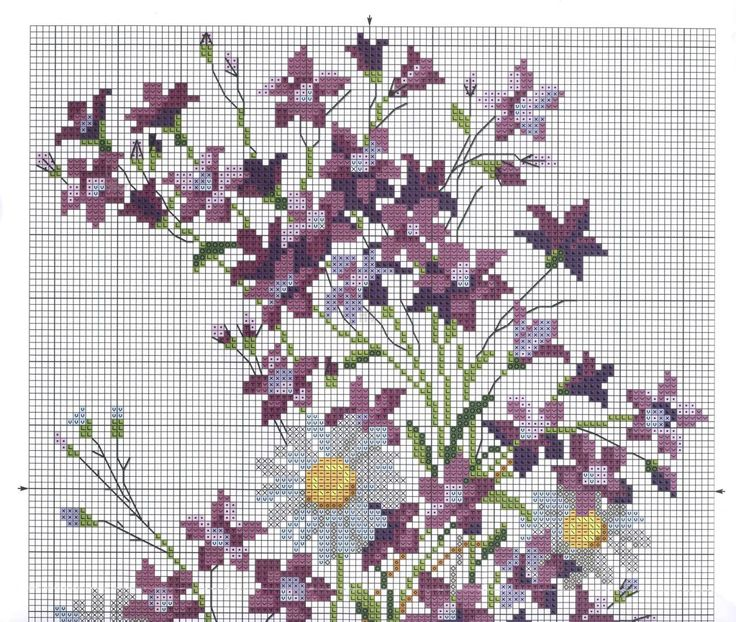 17 Best Images About Counted Cross Stitch And Graphs On