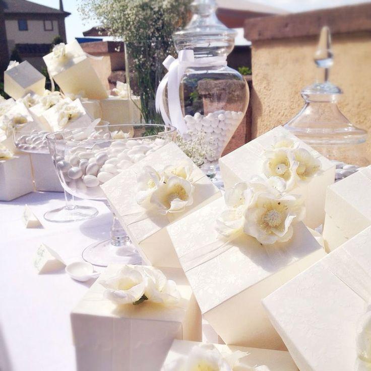 #confettata #bianco #tulle