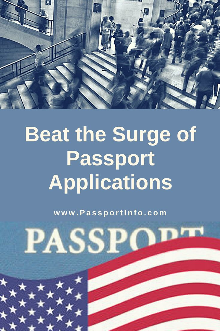 Planning To Submit A Us Passport Application This Year? So Are Millions Of  Other People