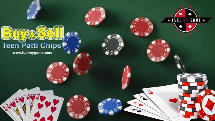 Buy & Sell Teen Patti Chips online Affordable Price on Fuelmygame. Our user-friendly interface lets you choose from an extensive list of dedicated buyers/sellers of Ultimate Teen Patti Chips, Octro Teen Patti Chips, Teen Patti Gold chips, and Zynga Poker Chips.