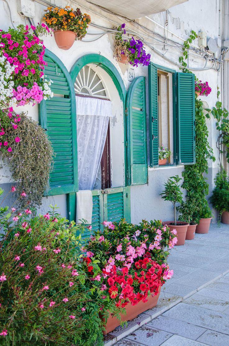 Italian House In Bari Italy