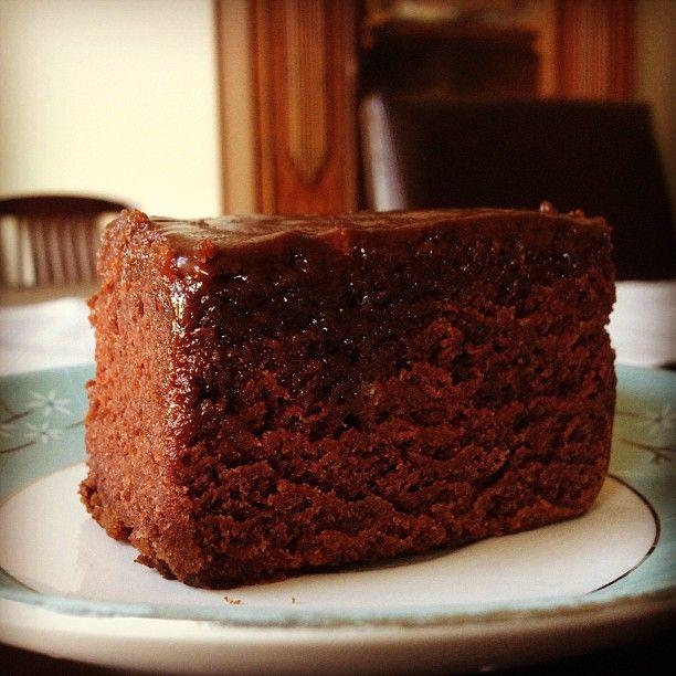 How to make Chocolate Coca-Cola Cake.
