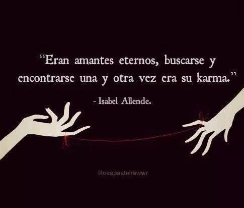 amantes... Isabel Allende