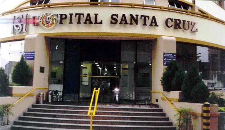Brasil: Corujão da Saúde, Hospital Santa Cruz ingressa no programa. Localizado na Vila Mariana, o Hospital Santa Cruz, referência na comunidade nipo-brasile