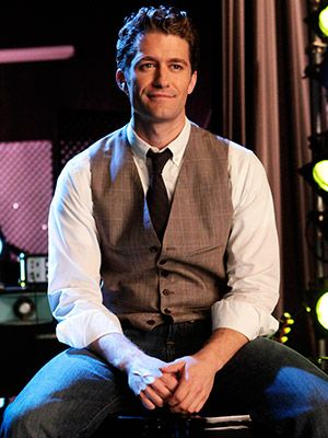 Glee, Matthew Morrison | (Votes received: 460; 2%) ''Yes, please! I'll vote for Ted Mosby (Josh Radnor, HIMYM ). Love him. Second choice is Will Schuester from Glee —…