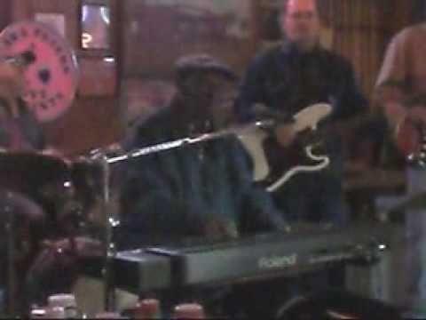 Pine Top Perkins | The Blues