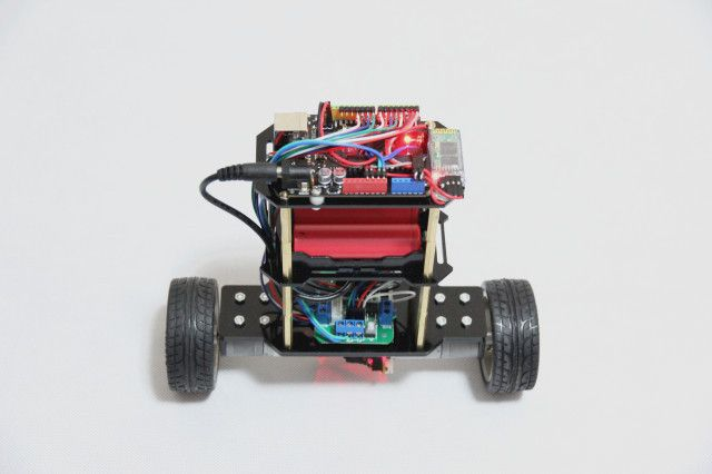 2-Wheel Self Balancing Robot by using Arduino and MPU6050. Use Arduino as the controller and sensor MPU6050 to control the balance. Just add a simple Serial Bluetooth module and use a Bluetooth Serial Controller APP for Android Phone to make the remote control. In the first version, the controller is Arduino UNO, then in the sencond version as the following video shows, just change it to Arduino Lenardo. Now let's see how to make this robot step by step.