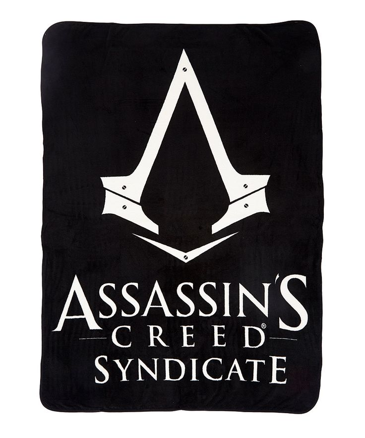 Assassin's Creed Syndicate Fleece Throw