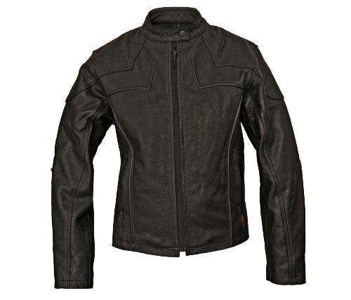 Special Offers - Milwaukee Motorcycle Clothing Company Ladies Scooter Jacket with Studded Cross On Back And Sleeves (Black Small) - In stock & Free Shipping. You can save more money! Check It (June 22 2016 at 08:10AM) >> http://motorcyclejacketusa.net/milwaukee-motorcycle-clothing-company-ladies-scooter-jacket-with-studded-cross-on-back-and-sleeves-black-small/