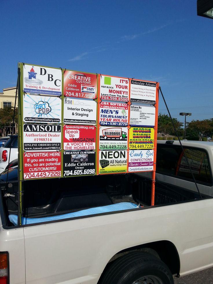 60 best Main Street Mobile Billboards images on Pinterest ...
