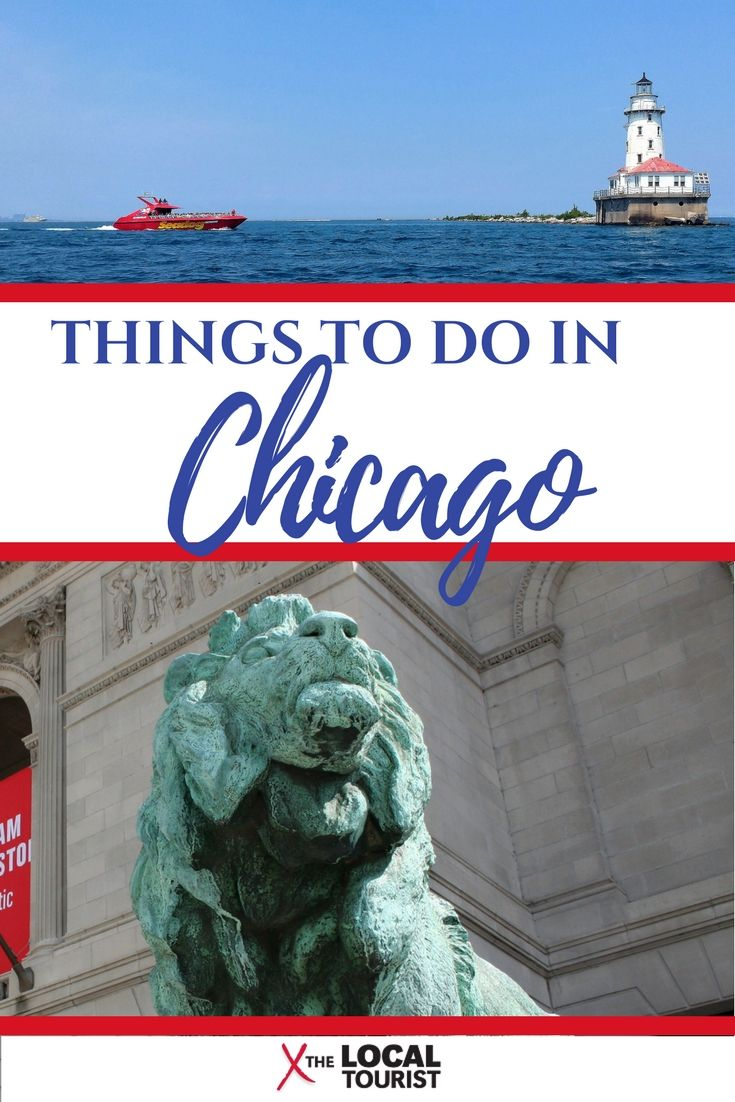 There are so many things to do in Chicago, it's hard to know where to start! Here are the top attractions, museums, landmarks, live music venues, and more fun things to do in Chicago, Illinois. #USA